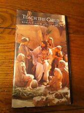 Teach Child Behold Your Little Ones Church Of Jesus Christ Latter Day Saints VHS
