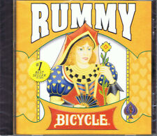 Bicycle Rummy (PC, 1999, Gunnar Games, SEALED NEW)