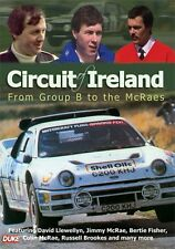 Circuit of Ireland Rally (New DVD) From Group B to the McRaes Years 85/86/90/93