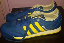 adidas orion blue and yellow size 12