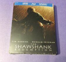The Shawshank Redemption Blu-ray Disc *Limited Steelbook Edition* NEW