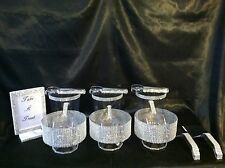 Candy Buffet Set, Candy Buffet Containers, Bling Cake Server Tongs Scoops Sign