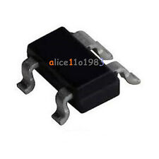 10PCS BF998 998 SOT-143 12V 30MA Dual-Gate N-Channel MosFETs Top
