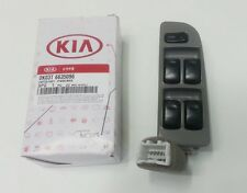 Kia Sportage 2000-2002 GENUINE OEM Window Switch Front Door Left 0K03T6635096