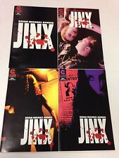 Jinx Brian Michael Bendis 22 out of 27 issues #1 2 3 4 5 6 7
