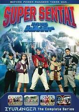 SUPER SENTAI: ZYURANGER - THE COMPLETE SERIES (NEW DVD)