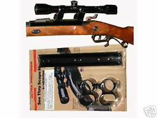 """WIDEVIEW SEE THRU SCOPE MOUNT THOMPSON CENTER RENEGADE FOR 1"""" BARRELS NO MOUNTS"""