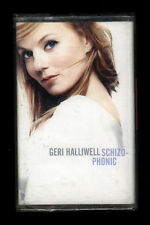 PHILIPPINES:GERI HALLIWELL - Schizophonic TAPE,Cassette,RARE SEALED,SPICE GIRLS