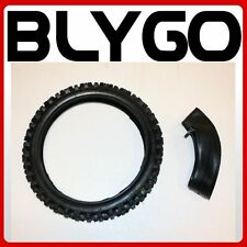 "GL 2.75-14 60/100- 14"" Inch Front Knobby Tyre Tire +Tube PIT PRO Trail Dirt Bike"