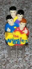 THE WIGGLES - FISHER PRICE: EASY LINK SMART KEY / ALSO MAKES A GREAT CAKE TOPPER