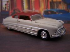 1951 51 HUDSON HORNET 1/64 SCALE DIECAST MODEL COLLECT DISPLAY DIORAMA