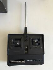 Cox Sanwa Digital Proportional Radio Control System Controller Only with Box