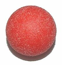 Red Foosball Ball For All Foosball Tables - Rough Textured Extra Control