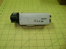 SANYO B/W CCD CAMERA MODEL VCB-3454 W/COMPUTAR 4.5MM 1:1.4 LENS JP