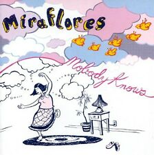 Nobody Knows - Miraflores (2006, CD NIEUW)