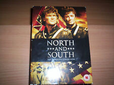 North And South - The Complete Collection (DVD, 2010, 8-Disc Set)