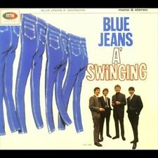 Blue Jeans a' Swinging by The Swinging Blue Jeans (CD, Aug-1997, EMI) IMPORT CD