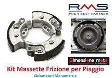 5570 - KIT 3 Massette Frizione Monomarcia RMS per PIAGGIO Ciao Teen 50 dal 1990