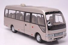 Toyota Coaster bus model in scale 1:24