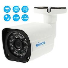 1500TVL AHD 720P 1.0MP Night Vision Outdoor CCTV Security Camera 3.6mm NTSC V7Z8