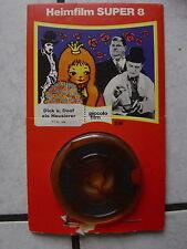 Dick und Doof als Hausierer--Super 8mm Film Rolle- 17 m,s/w.