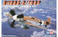 German   BF109G-2 Trop   WW2      easy assemly authentic kit      1/72 Hobbyboss