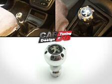 Chrome Gear Shift Stick Knob For Peugeot 106 206 207 208 306 307 405 406 407 GTI