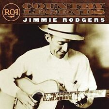 RCA Country Legends, Rodgers, Jimmie, New Original recording remastered