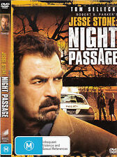 Night Passage-2006-Tom Selleck- Movie-DVD