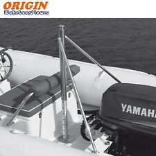 "Origin Stainless Steel 33""-55"" Height Adjustable Ski Pylon kit Universal Ski Tow"