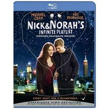 Nick & Norah's Infinite Playlist (Blu-ray Disc, 2009, Canadian)