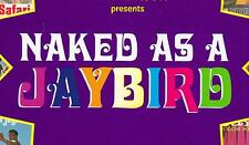 """NAKED AS A JAYBIRD"" DIAN HANSON (2003) ENGLISH / DEUTSCH / FRANCAIS / TASCHEN"