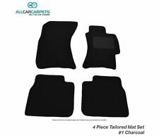 NEW CUSTOM CAR FLOOR MATS - 4pc - For Nissan Navara D40 STX Dual Cab 10/05-02/10