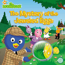 The Mystery of the Jewelled Eggs (Backyardigans), Nickelodeon, New Book