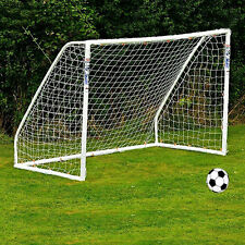 Full Size Football Net for Soccer Goal Post Junior Sports Training Glittery