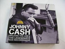 JOHNNY CASH - WALKING THE LINE - 3CD LIKE NEW CONDITION 2005