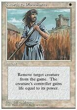 *MRM* ENG Swords to Plowshares (Retour au pays) MTG 4th edition
