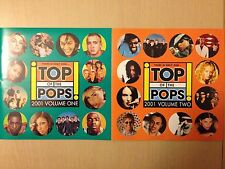 TOP OF THE POPS 2001 vol. 1 & 2 (3CD)