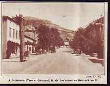 1933  --  SAINT ANTONIN  TARN ET GARONNE  C186