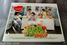 SUPER JUNIOR HAPPY - Cooking? Cooking! (1st Mini Album) + GIFT mini POSTCARD