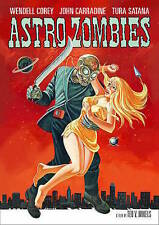 The Astro-Zombies (with optional RiffTrax), New DVDs