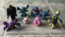 Lot of  8 Lilo & Stitch Figures Toys Some Rare