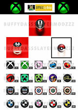Custom Xbox 360 Guide Buttons - 141 Popular Styles To CHOOSE From.  READ!!!