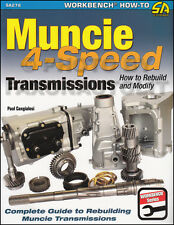 How to Rebuild Muncie 4-Speed Manual Transmission M20 M21 M22 Rock Crusher