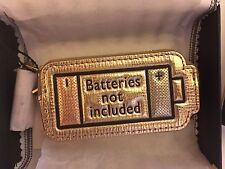 ANYA HINDMARCH Coin Purse - Battery's Not Included -  BRAND NEW SOLD OUT