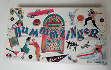FRENCH HUMMMZINGER Rock 'n Roll Board Game COMPLETE Humming 1989 Hummzinger VGUC