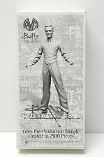 Buffy the Vampire Slayer Giles Pre Production Sample Action Figure MOORE MAC