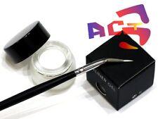 Long lasting Waterproof Silk White Gel Eyeliner & Eye Liner Brush