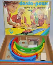 DARDA-POWER Double Loop & 1 Beach Buggy Car w/ BOX Irwin 1970s complete - rj