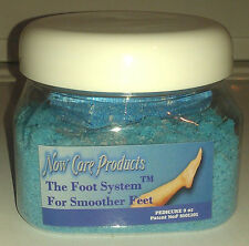 Now Care Products SpaPedicure Spa Manicure Pedicure peppermint SCRUB 9 oz